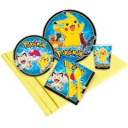 Pokemon feestpakket (klein)