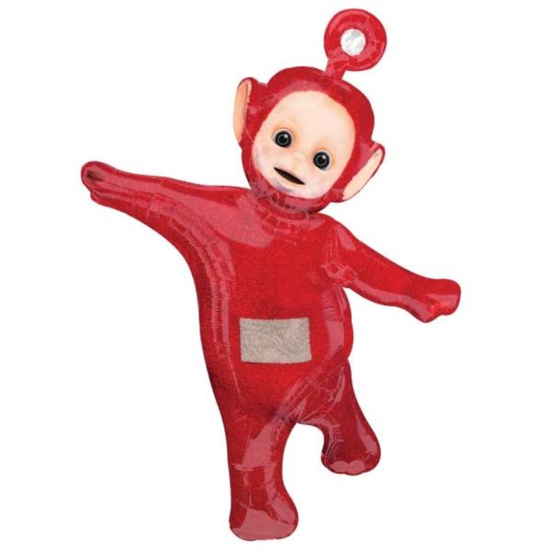 Teletubbies ballon po