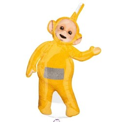 Teletubbies ballon laa-laa