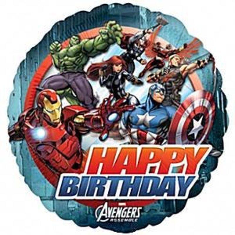 Avengers Assemble folie ballon