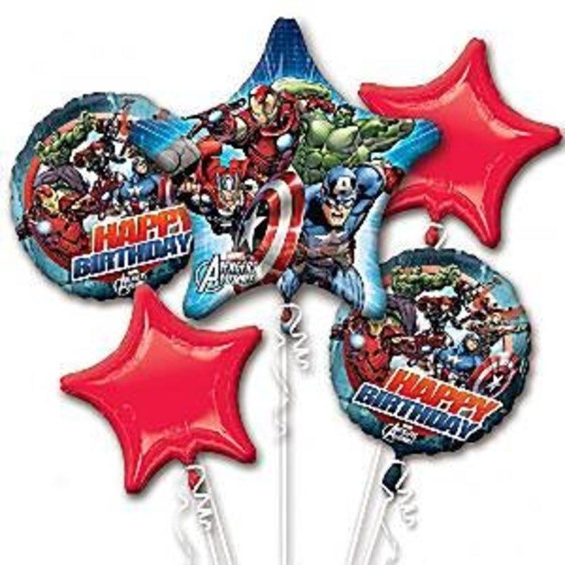 Avengers Assemble ballon bouquet