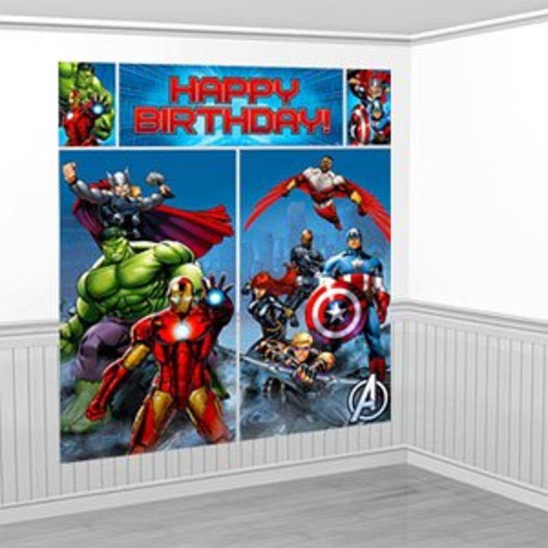 Avengers 5 delige poster