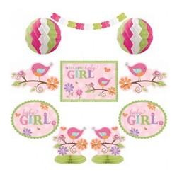 Babyshower organiseren makkelijkfeestje for Kamer decoratie meisje