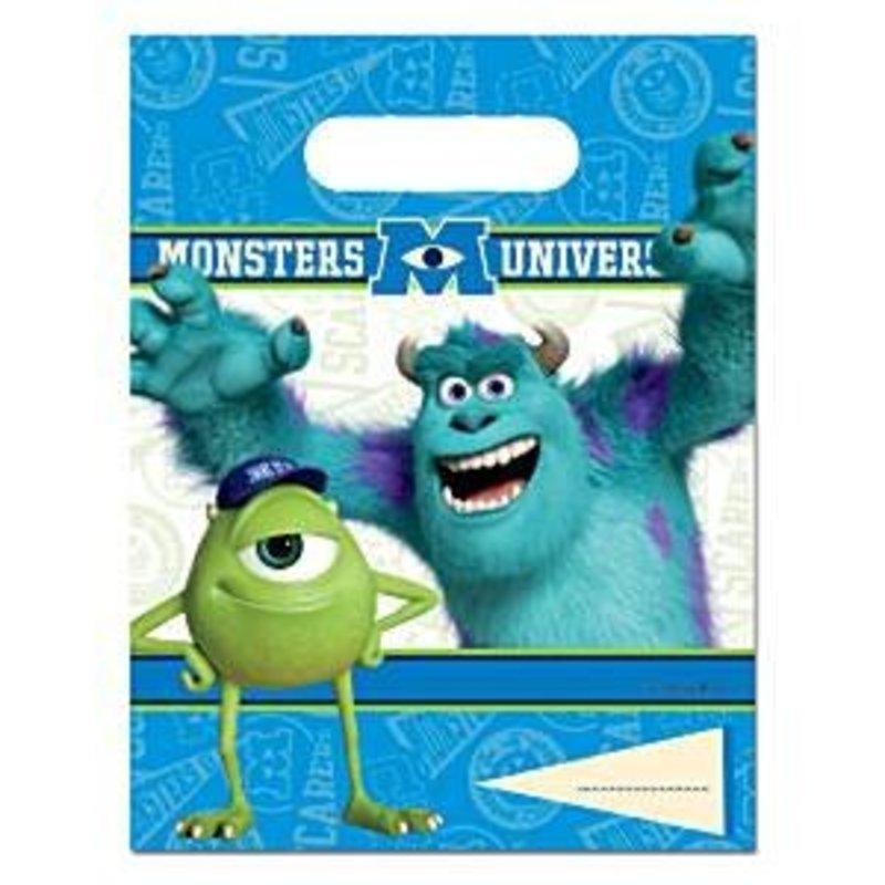 Monsters University feestzakjes