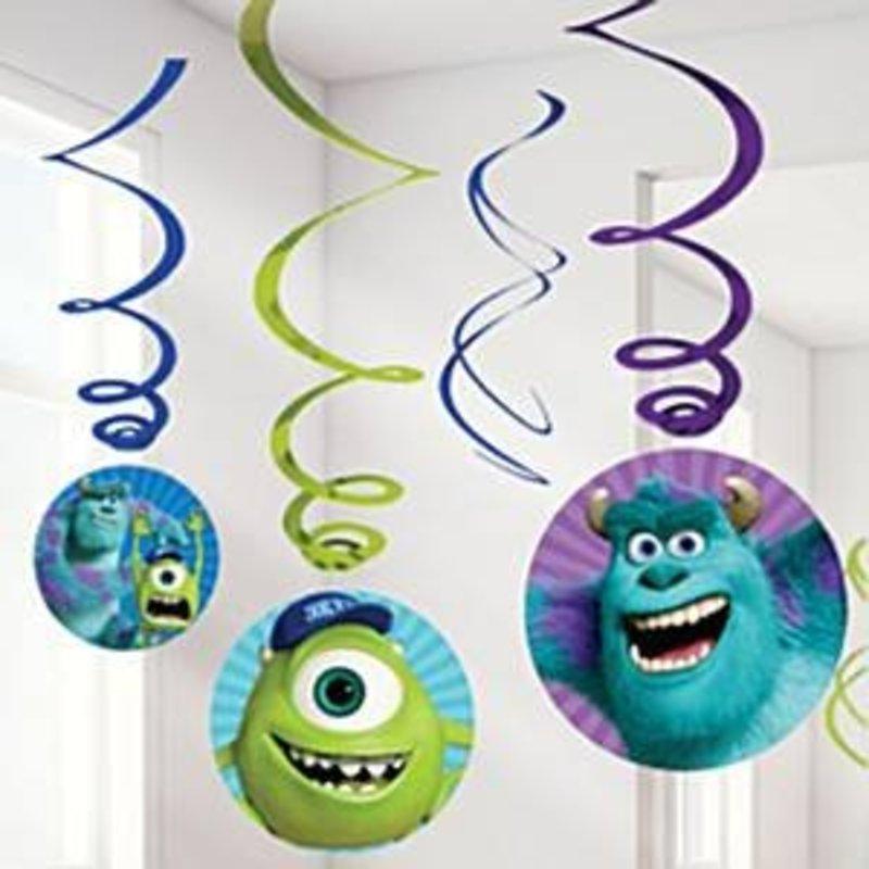 Monsters University hangdecoratie