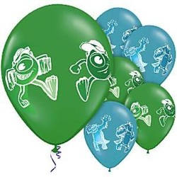 Monsters University ballonnen