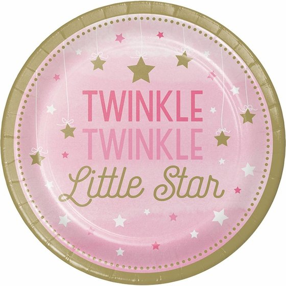 Twinkle Twinkle Little Star Pink