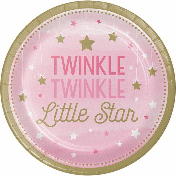 Twinkle Twinkle Little Star Pink