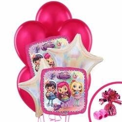 Little Charmers ballonnen pakket