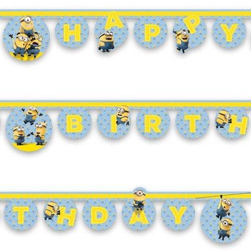 Minions slinger (letterslinger)