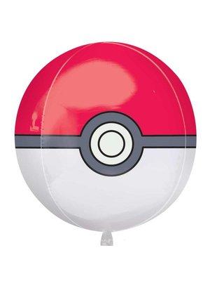 pokemon ballon poke bal rond 40 cm