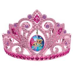Shimmer & Shine tiara (plastic 1 stuks)