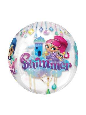 Shimmer & Shine ronde ballon