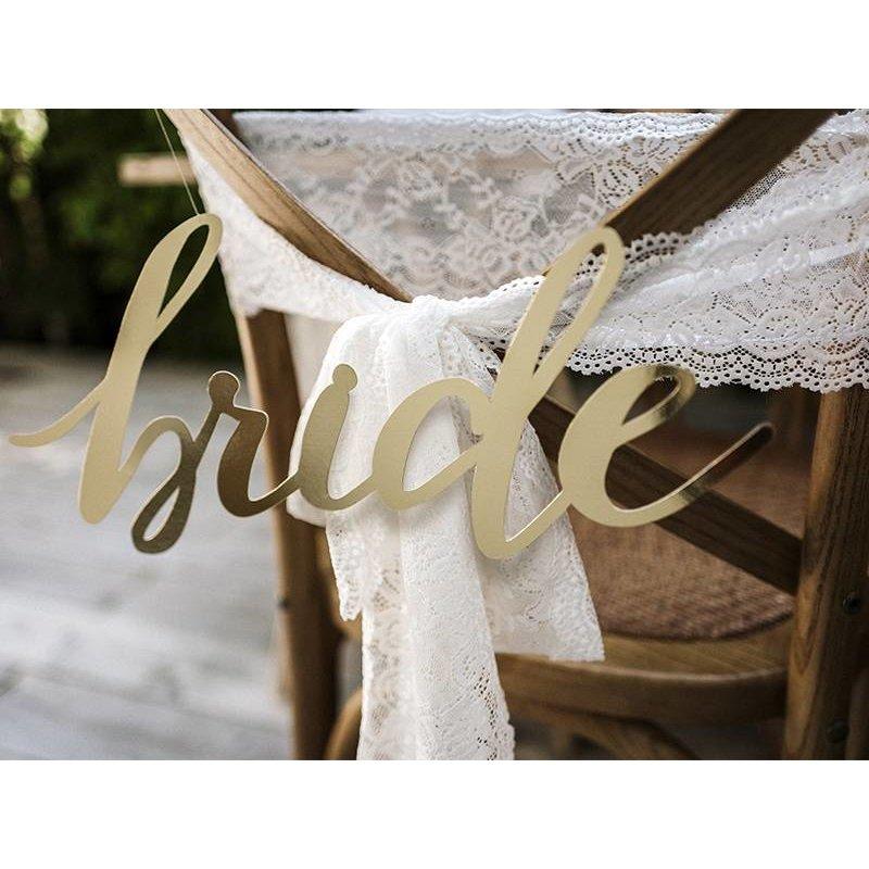 bruiloft decoratie kant op rol (model 2)