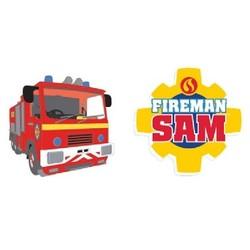 Uitdeelcadeautjes brandweerman Sam, 8 x gum