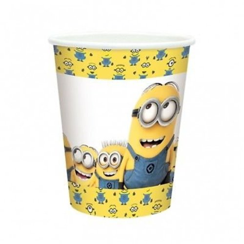 Minions / despicable Me bekers