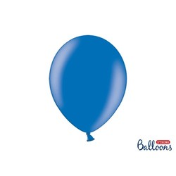 Premium ballonnen in mat, metallic en cristal. donker blauw