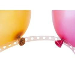 strip voor het maken van een ballonnenslinger