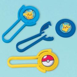pokemon feestartikelen uitdeelcadeautjes disc shooters (n)