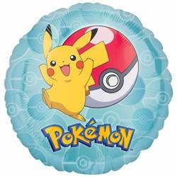 pokemon feestartikelen folie ballon (n)