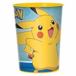 pokemon feestartikelen plastic beker per stuk (n)