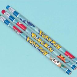 pokemon feestartikelen uitdeelcadeautjes potloden (N)