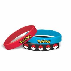 pokemon feestartikelen uitdeelcadeautjes armbanden (N)