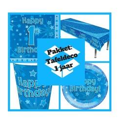 De online feestwinkel voor al je feest decoratie makkelijkfeestje for Deco slaapkamer jongen jaar oud