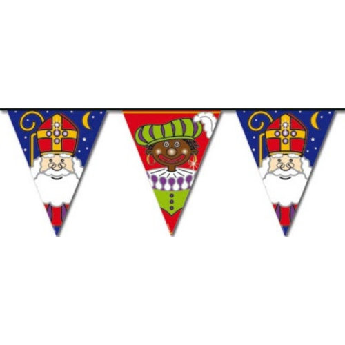 Sinterklaas vlaggenlijn