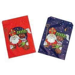 Sinterklaas uitdeelzakjes 8 stuks