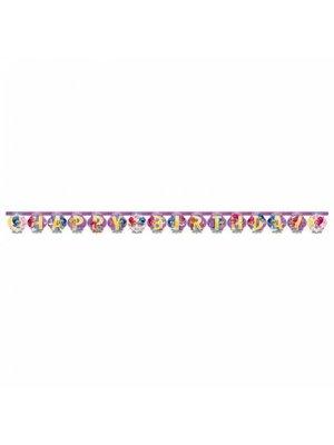 Shimmer en Shine feestartikelen letter slinger Happy Birthday