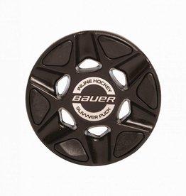 Bauer SlivVver Puck IIHF Black