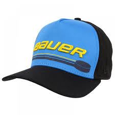 Bauer 9Forty Puck Cap (YT)