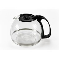 Glass coffee jug Quintezz