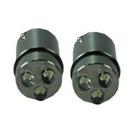 Quintezz LED BA15S/3 WIT 24V