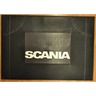Rubber mat Scania