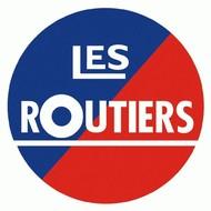 Aufkleber Les Routiers