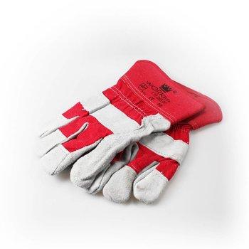 Handschoen splitleder