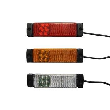 Quintezz Flat mark light - 4 LED