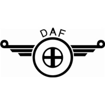 Spiegelsticker DAF 2 st