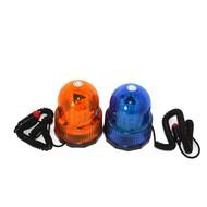 Zwaailamp 24V LED BLAU