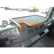MAN TGA XXL / XL Fahrertisch - Holz
