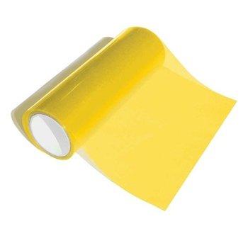 Yellow lamp foil 1m x 40cm
