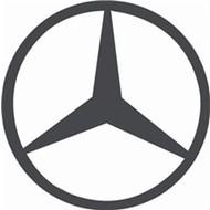 Spiegelsticker Mercedes 2 st