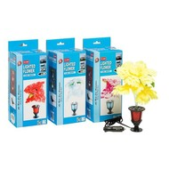All Ride Illuminated flower 12-24V