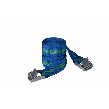 Easy-lock tie down 2pcs