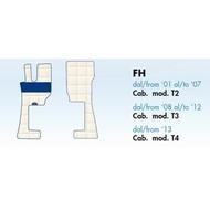 LKW-Matte für Volvo FH12-16