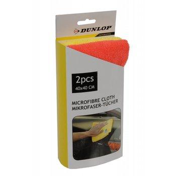 Dunlop Mikrofaser- Tücher