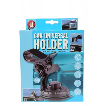 All Ride Universal holder with suction cup