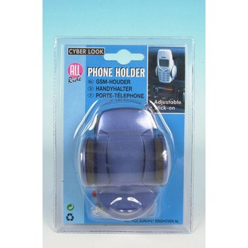 All Ride Phone holder cyber blue